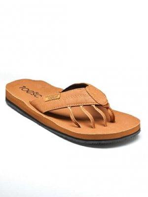 Encino Mens Five Toe Sandals-0