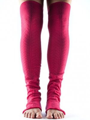 Leg Warmer Open Heel-0